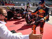 MotoGP 2021: KTM Siap Perang Lawan Pol-Honda