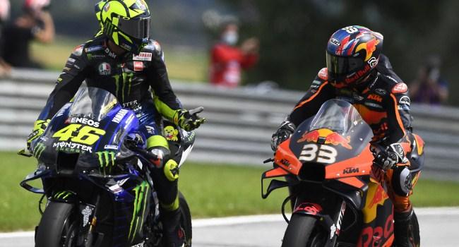 KTM Sanggup Berikan Motor Terbaik untuk Tim Rossi di MotoGP