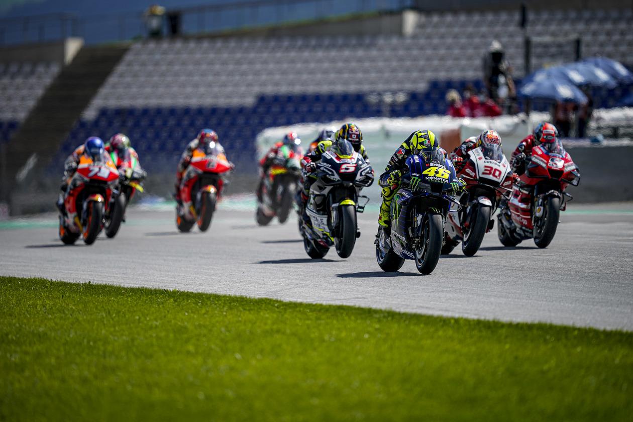 Berita MotoGP, Moto2, Moto3 Terbaru 2021 - runganSport