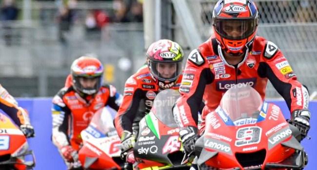 Terungkap, Diam-diam Petrucci Sudah Tes KTM Ketika Masih di Ducati