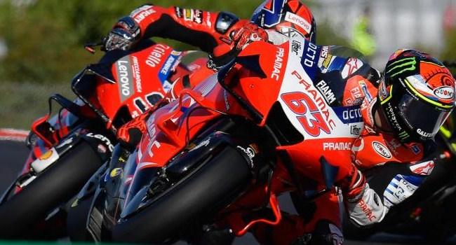 MotoGP 2021: Ducati Luncurkan Motor Baru 9 Februari