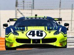 Kualifikasi Gulf 12 Hours: Rossi Start Kedelapan