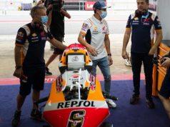 Kemungkinan Marquez Comeback di MotoGP Jerez Mei 2021