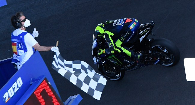 Valentino Rossi Pensiun di Akhir MotoGP 2021?