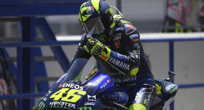 Gabung Petronas SRT, Ini Target Rossi di MotoGP 2021
