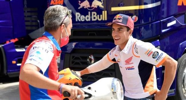 Suppo Harap Marquez Jangan Comeback Gegabah Lagi