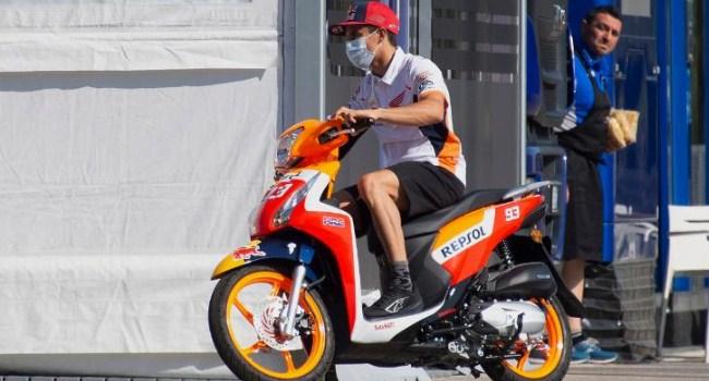 Tak Mau Makan Gaji Buta, Marquez Kembalikan Gaji Rp340 Miliar ke Honda
