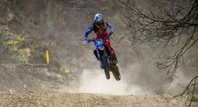Dovi Kecelakaan Motorcross Jelang Tes Aprilia MotoGP