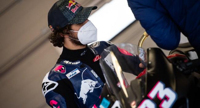 Tes Swab Invalid, Satu Rider Ducati Terancam Lewatkan Tes Qatar