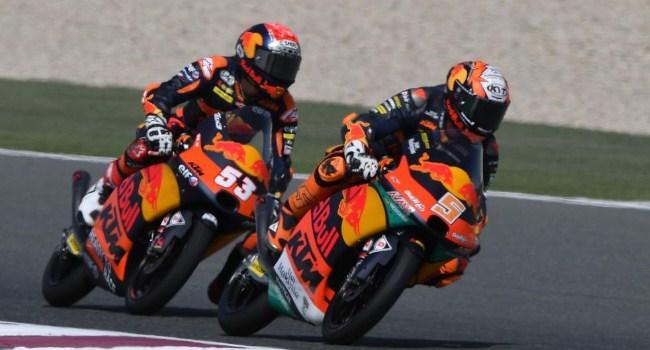 Klasemen Sementara Moto3 Usai GP Qatar 2021