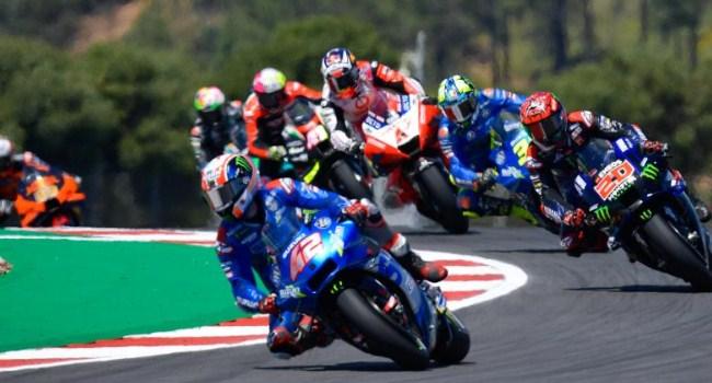Jadwal Race MotoGP Spanyol 2021