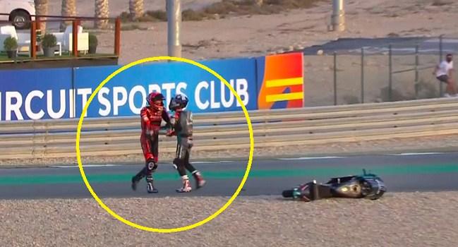 Rider Petronas Minta Maaf Usai Berkelahi dengan Pembalap Indonesian Racing