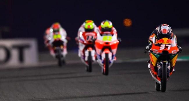 Klasemen Sementara Moto3 Usai GP Doha 2021