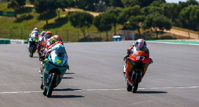 Klasemen Sementara Moto3 Usai GP Portugal 2021
