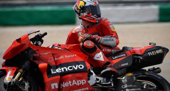 Diserang Netizen, Dua Pembalap MotoGP Tinggalkan Media Sosial