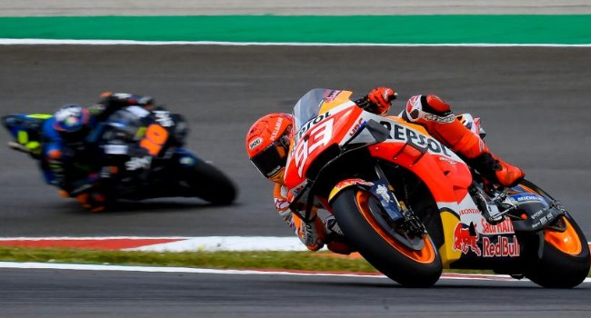 Lorenzo: Saya Terkejut, Comeback Marquez Terlalu Berani