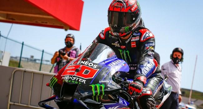 Klasemen Sementara MotoGP Usai GP Portugal 2021