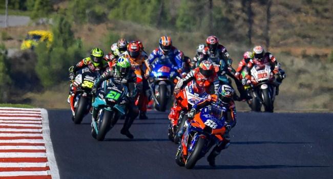 Jadwal Race MotoGP Portugal 2021