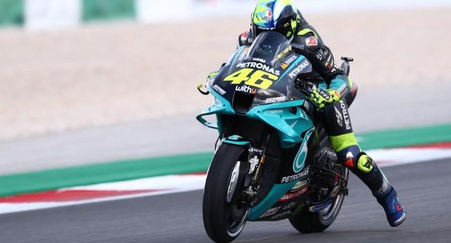 Marquez Langsung Kencang di Portugal, Begini Komentar Rossi