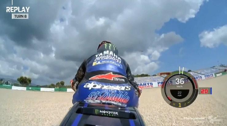 Hasil Kualifikasi MotoGP Portugal 2021