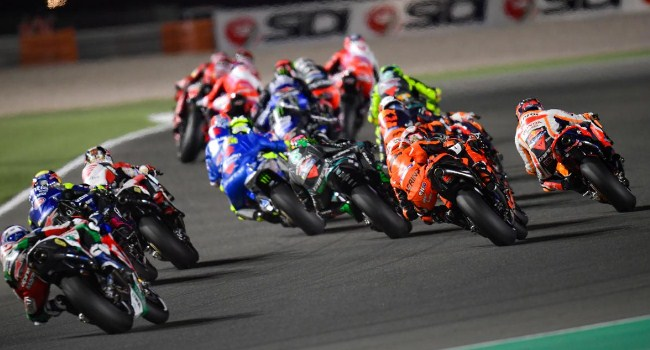 Jadwal Race MotoGP Losail, Doha 2021