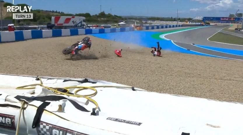 Hasil Latihan Bebas 2 MotoGP Spanyol 2021