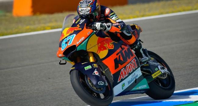 Klasemen Sementara Moto2 Usai GP Spanyol 2021
