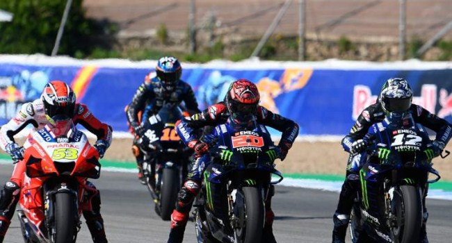 Jadwal Race MotoGP Prancis 2021