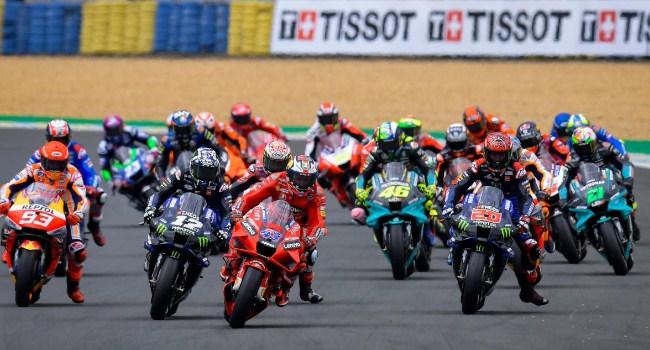 Jadwal Race MotoGP Italia 2021