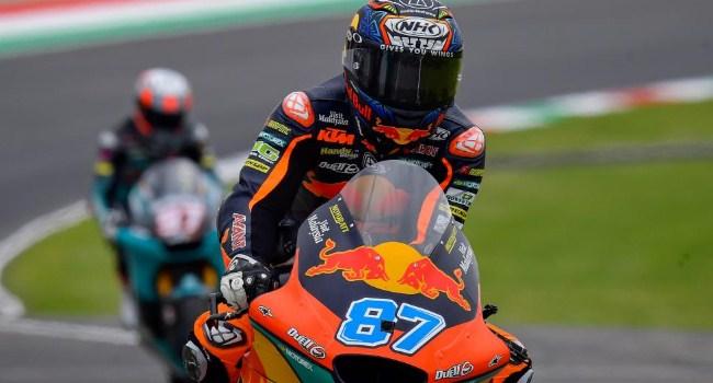 Klasemen Sementara Moto2 Usai GP Italia 2021