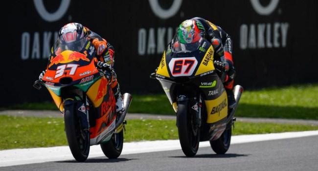 Klasemen Sementara Moto3 Usai GP Italia 2021