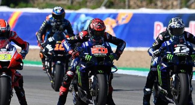 Hasil Tes Resmi MotoGP 2021 Jerez, Spanyol