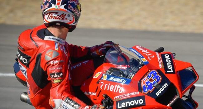 Stoner Bongkar Borok Ducati: Mereka Tak Hormati Pembalap