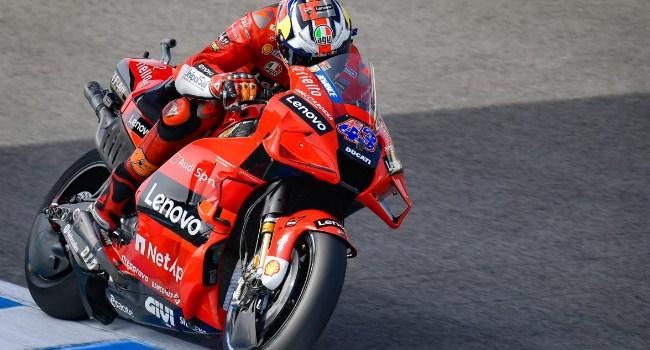 Lorenzo: Sekarang Ducati Bisa Menang di Sirkuit Mana pun