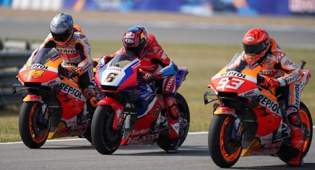 Pol Protes Honda, Spek Motor Tidak Sama dengan Marquez