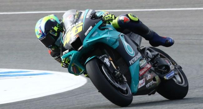MotoGP Spanyol: Terpuruk di Jerez, Rossi Sudah Kehabisan Ide