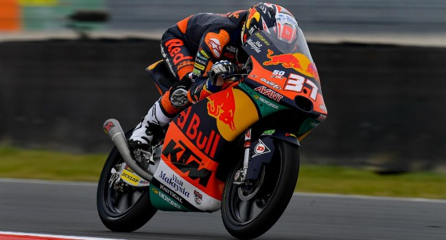 Klasemen Sementara Moto3 Usai GP Belanda 2021