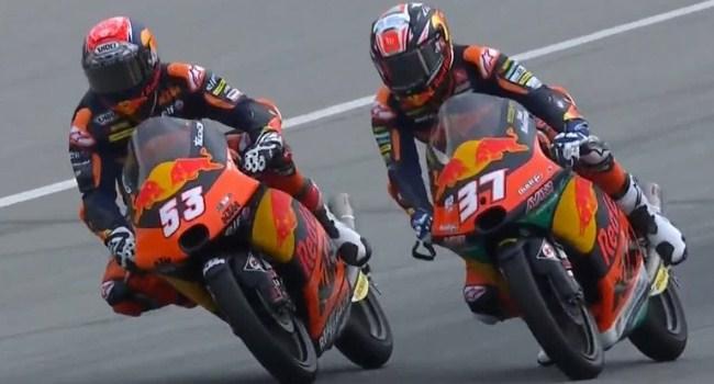 Klasemen Sementara Moto3 Usai GP Catalunya 2021