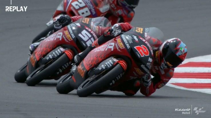 Hasil Kualifikasi Moto3 Catalunya: Rider Indonesian Racing Start Terdepan