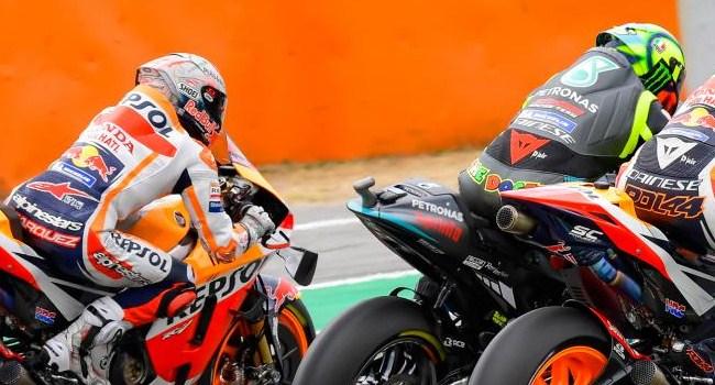 Marquez: Untuk Apa Balapan Habiskan Bensin Kalau Hanya Finis ke-14?