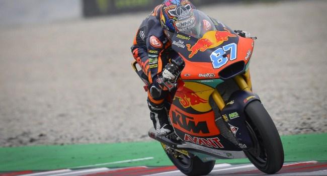 Gila! Gardner Bawa Motor Moto2 Dekati Pole Motor MotoGP