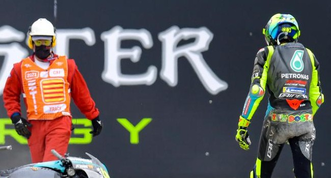 Legenda SBK Sebut Rossi Tidak Cocok Lagi di MotoGP, Ini Alasannya