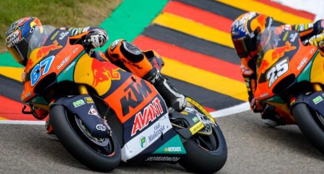 Klasemen Sementara Moto2 Usai GP Belanda 2021