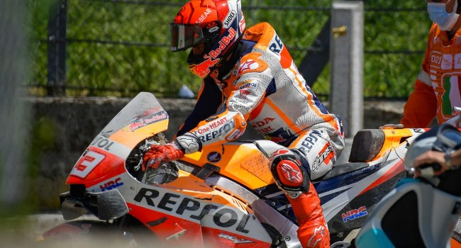 Marquez Gabung Tim Rossi, Aramco Racing Team VR46? Begini Katanya