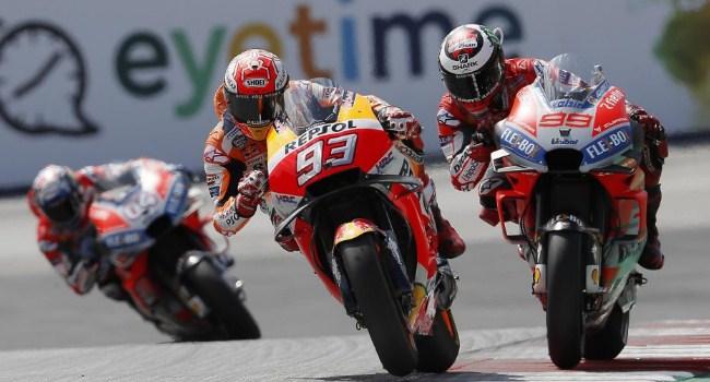 Pengakuan Ducati: Rekrut Lorenzo Karena Hanya Dia Bisa Kalahkan Marquez