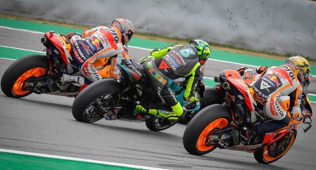 Rossi-Marquez Sependapat: Peran Pembalap Lebih Penting dari Motor