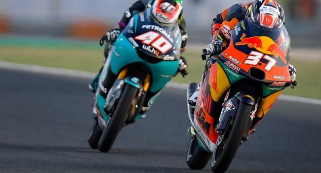 Acosta Ungkap Rahasia Guncang Moto3 di Musim Debut