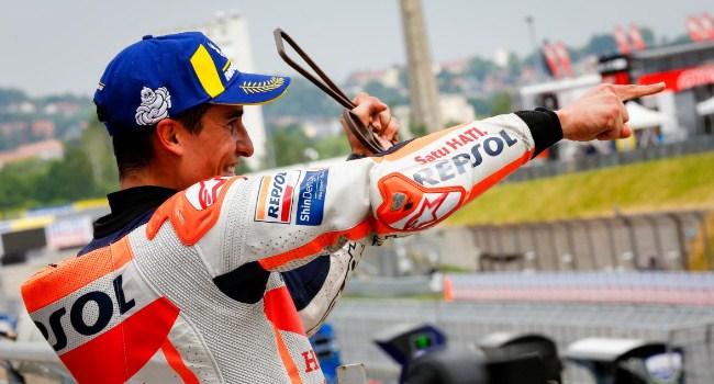 Marquez: Menang Balap MotoGP Rasanya Seperti Makan Cokelat