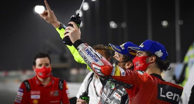 Oliveira: MotoGP 80% Rossi, Sisa 20% Untuk Semua Pembalap Lain