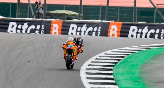 Klasemen Sementara Moto2 Usai GP  Inggris 2021